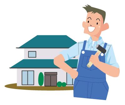 外壁の塗装・内装、屋根の塗装・修理